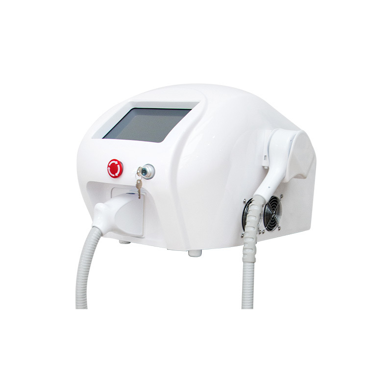 Professional 808nm Diode Laser Hair Removal Machine - D9 400W & 600W