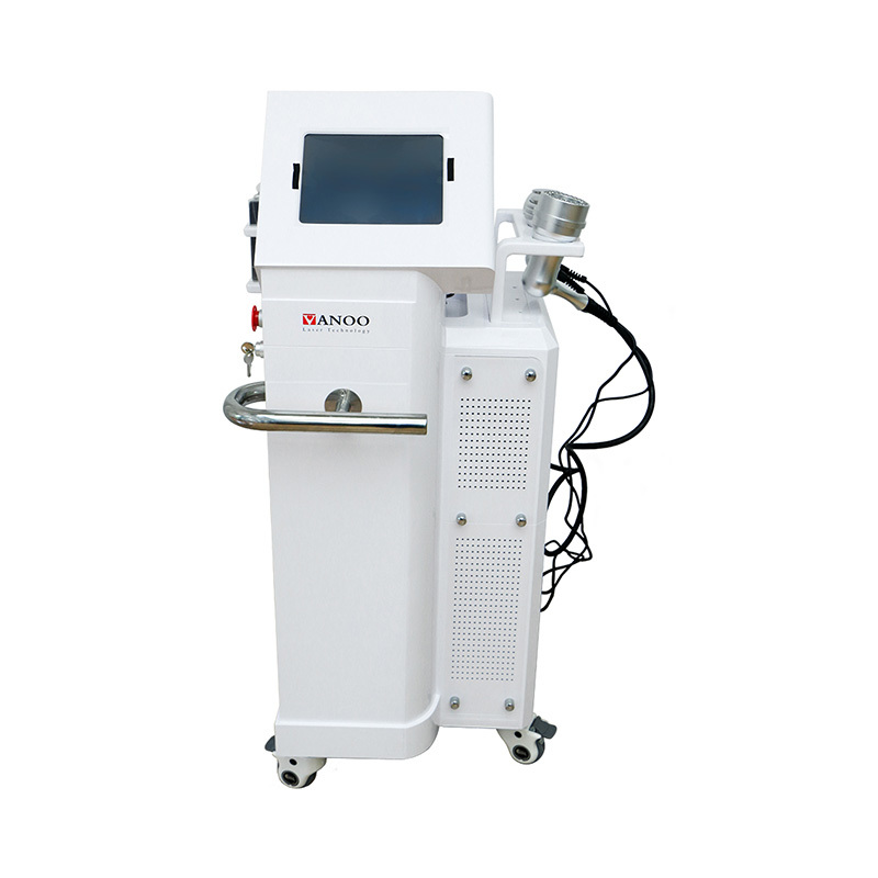 Cavitation, RF and Vacuum Weight Loss Machine VANS700