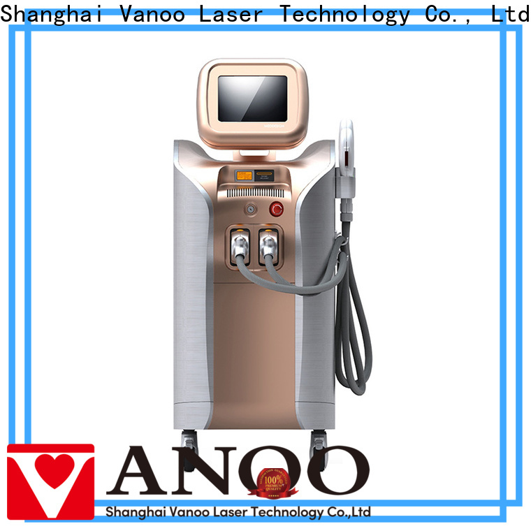 certified acne removal machine design for beauty salon