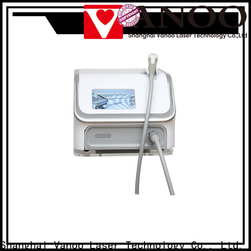 Vanoo controllable portable ultrasound machine with good price for beauty shop