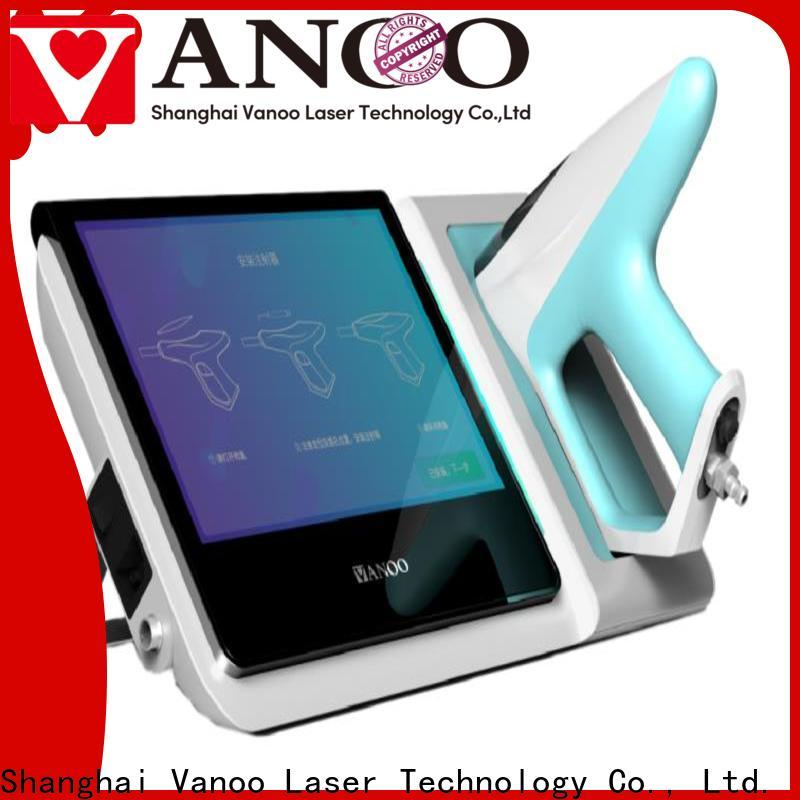 Vanoo portable ultrasound machine factory for spa