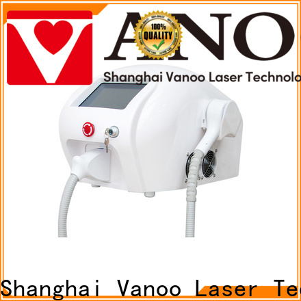 Vanoo professional laser hair removal machine supplier for beauty center
