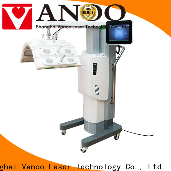 Vanoo laser machine for skin factory price for beauty parlor