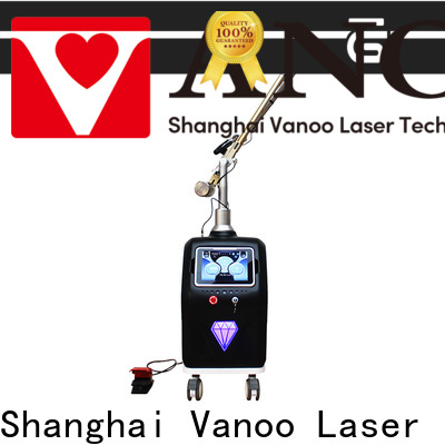 Vanoo top quality tattoo removal machine supplier for beauty shop