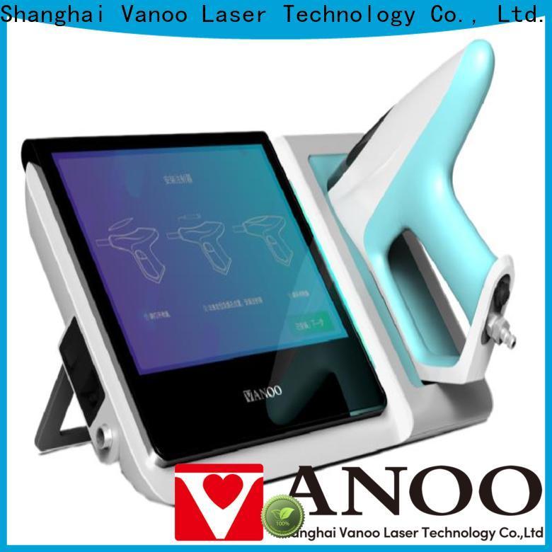 Vanoo certified fractional laser resurfacing supplier for beauty parlor
