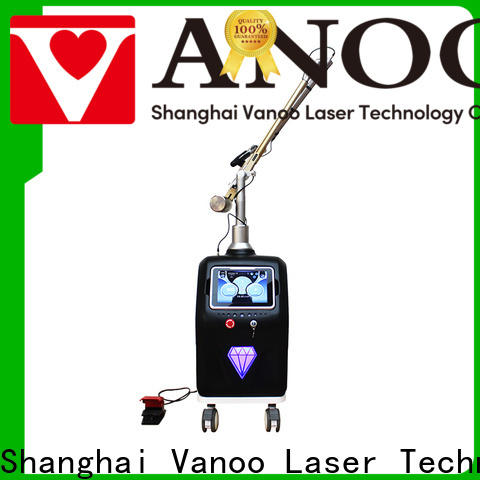 Vanoo guaranteed fractional laser resurfacing factory price for beauty parlor