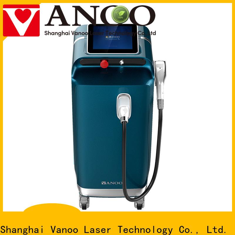 Vanoo efficient facial laser hair removal design for beauty center