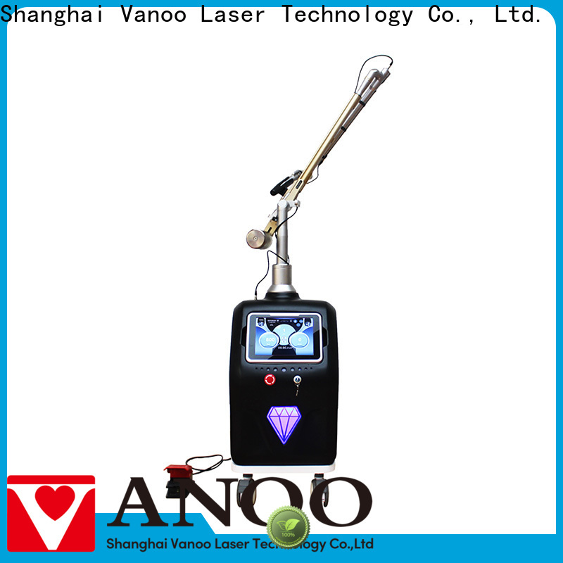 Vanoo best tattoo removal manufacturer for beauty parlor