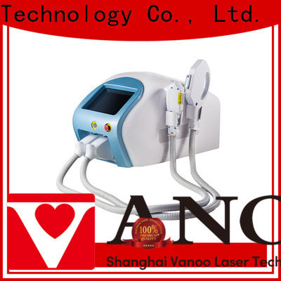 Vanoo long lasting at home skin tightening devices customized for beauty center