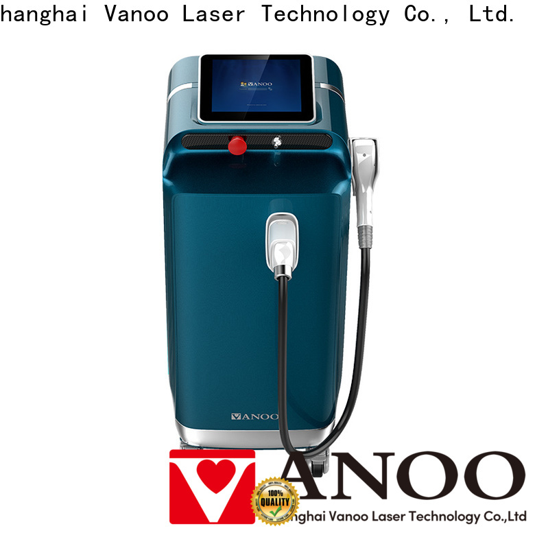 Vanoo efficient professional laser hair removal machine design for beauty care