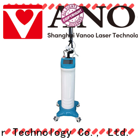 Vanoo approved fractional laser resurfacing factory price for spa