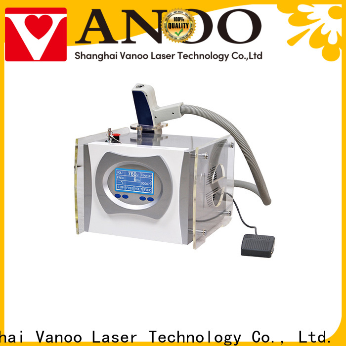 Vanoo laser tattoo removal machine supplier