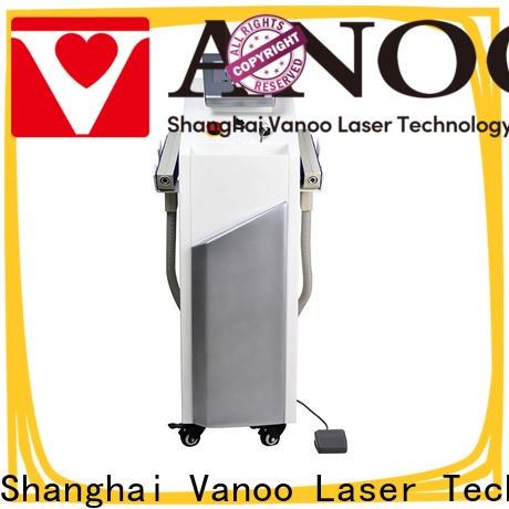 Vanoo controllable laser tattoo removal machine supplier for spa