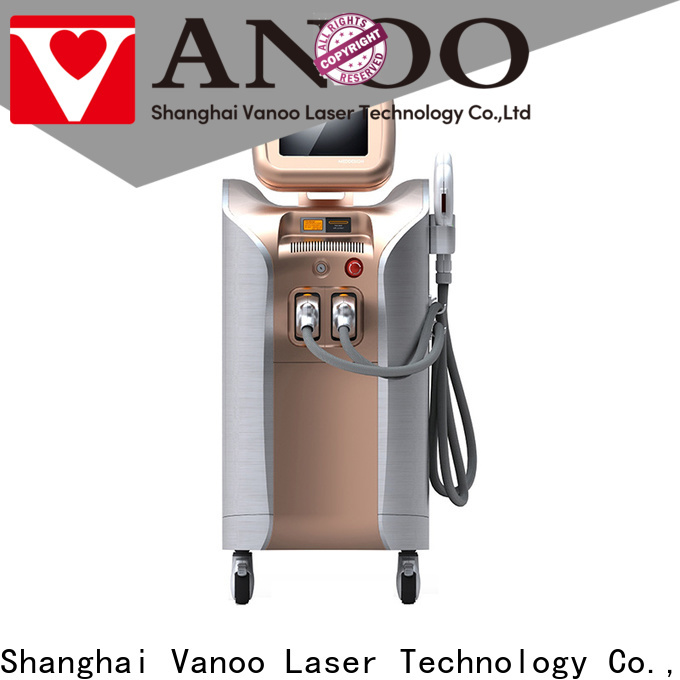 Vanoo guaranteed acne laser removal supplier for beauty salon