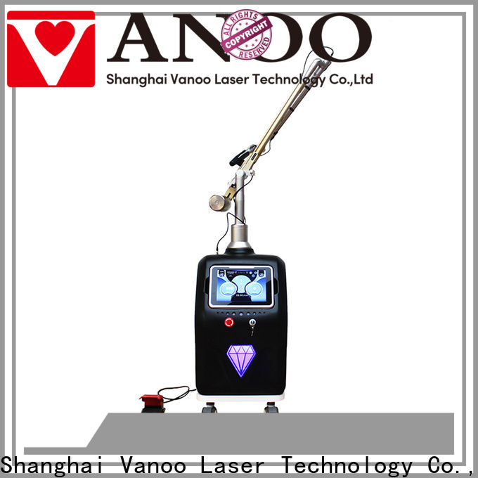 Vanoo top quality co2 fractional laser machine personalized for beauty parlor