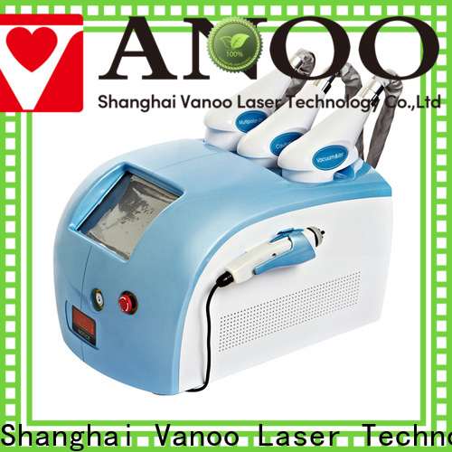 Vanoo ultrasonic cavitation machine factory for beauty care