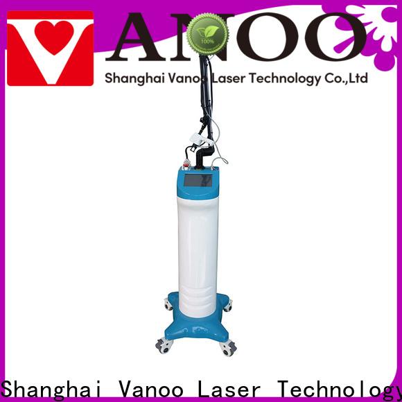 Vanoo c02 laser resurfacing supplier for beauty parlor