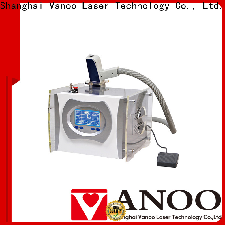 Vanoo cost-effective laser tattoo removal machine supplier