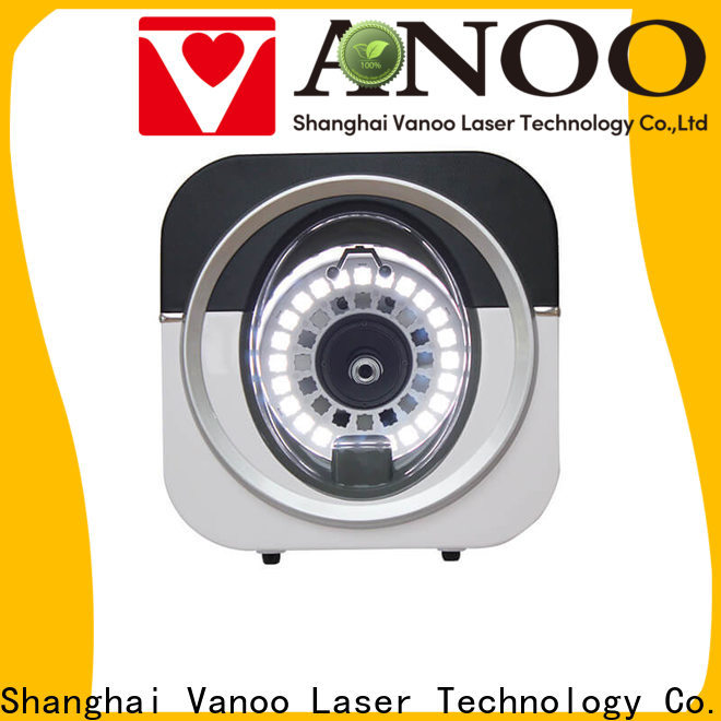 Vanoo skin tester machine manufacturer for home