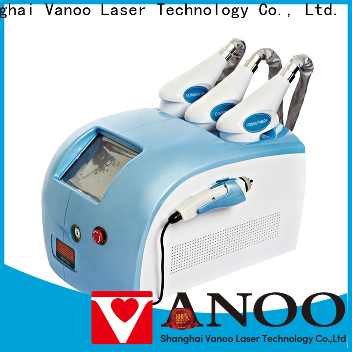 Vanoo body slimming machine with good price for beauty care