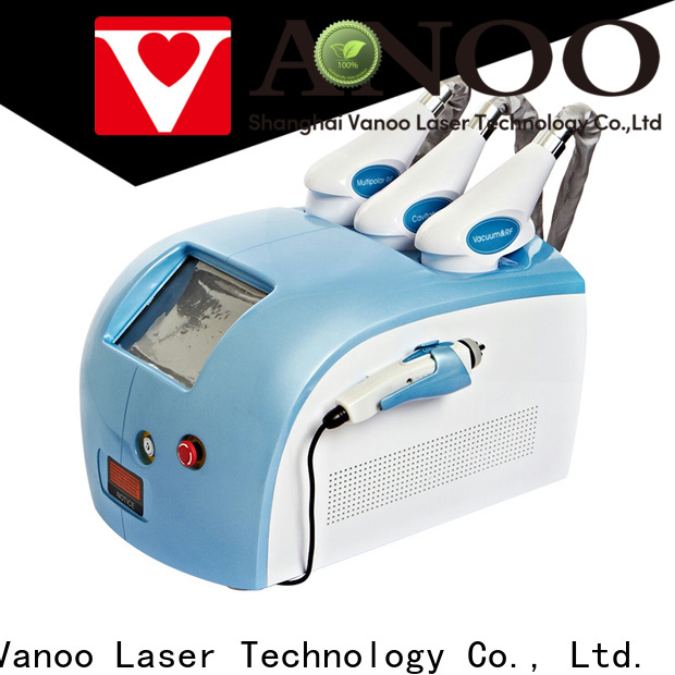 Vanoo cavitation weight loss with good price for beauty salon