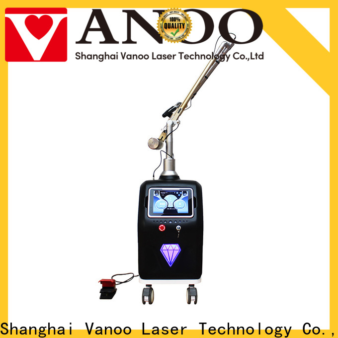 Vanoo best tattoo removal laser factory price