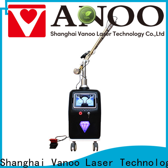 Vanoo tattoo removal machine manufacturer for beauty parlor
