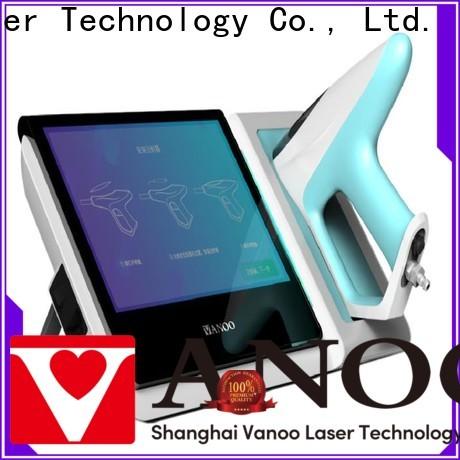 Vanoo rf skin tightening machine directly sale for spa