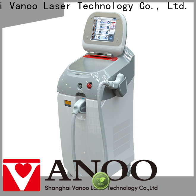 Vanoo professional laser hair removal machine factory for beauty care