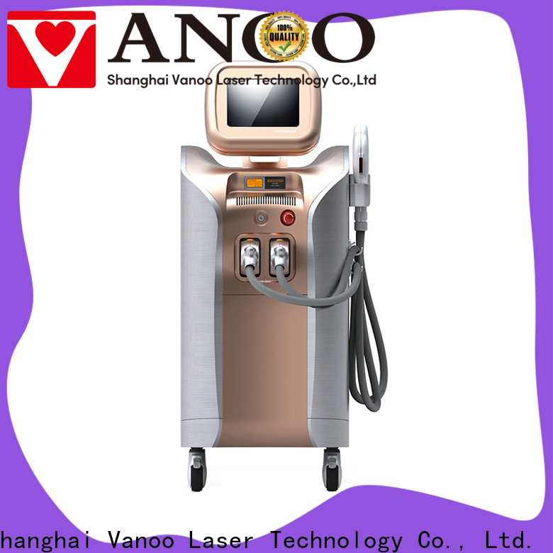 Vanoo guaranteed acne treatment machine supplier for beauty salon